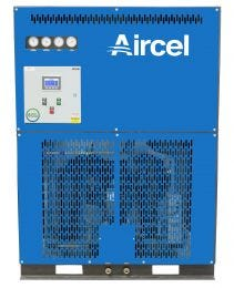 AES-1500A Energy Saving Digital Scroll 1500 SCFM Air Cooled Dryer
